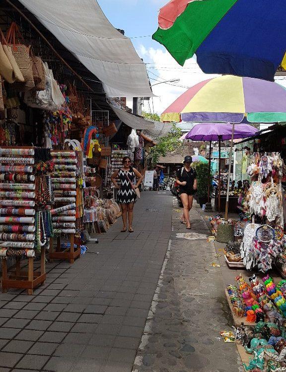 ubud art market, bali esa drivers