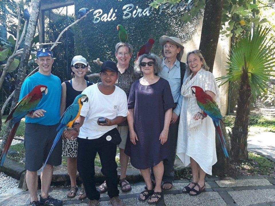 bali bird park, bali esa drivers, tour murah di bali