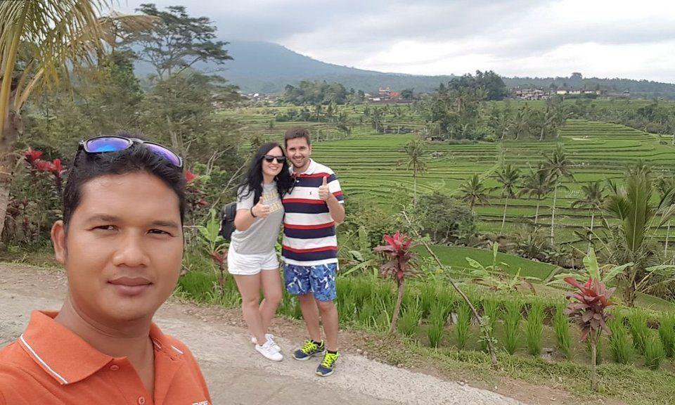 tegallalang rice terrace, bali esa drivers