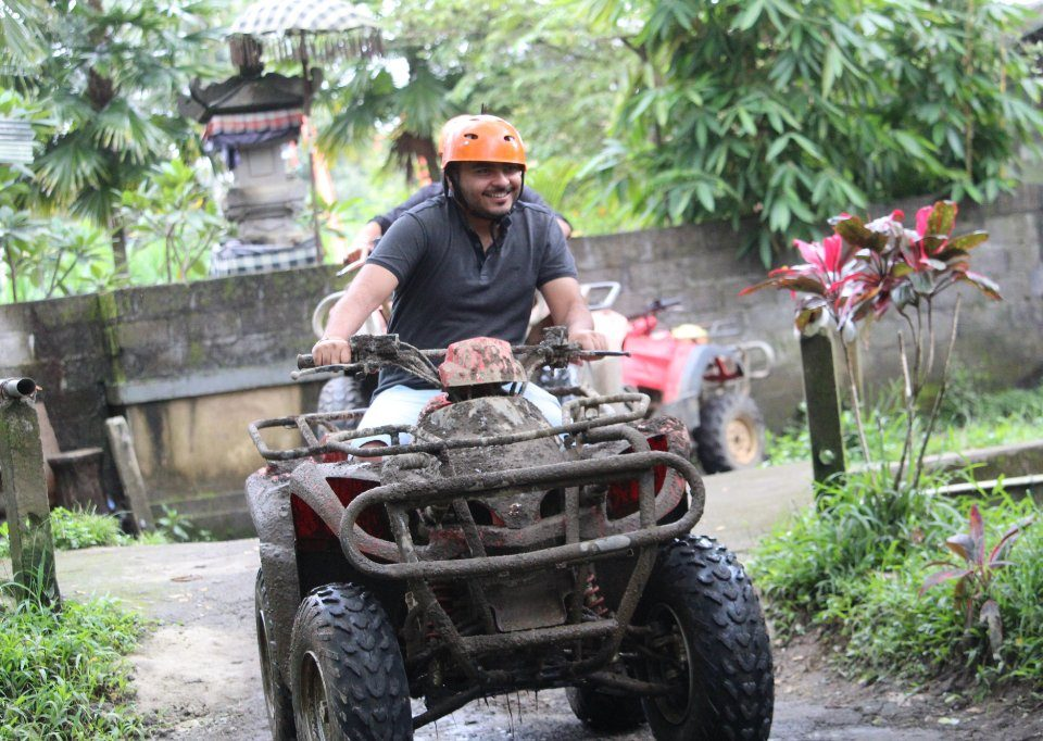 atv ride, bali esa drivers