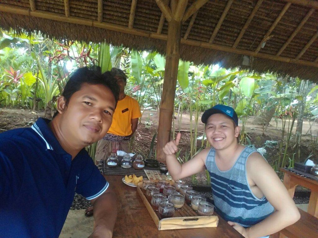 Bali Coffee Plantation - Bali Esa Driver