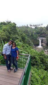 tegenungan waterfall, bali esa drivers